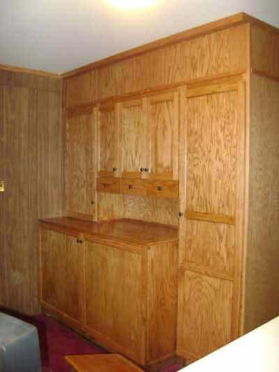 Church Synagogue Sacristy Communion Oak Cabinets Cabinet Storage